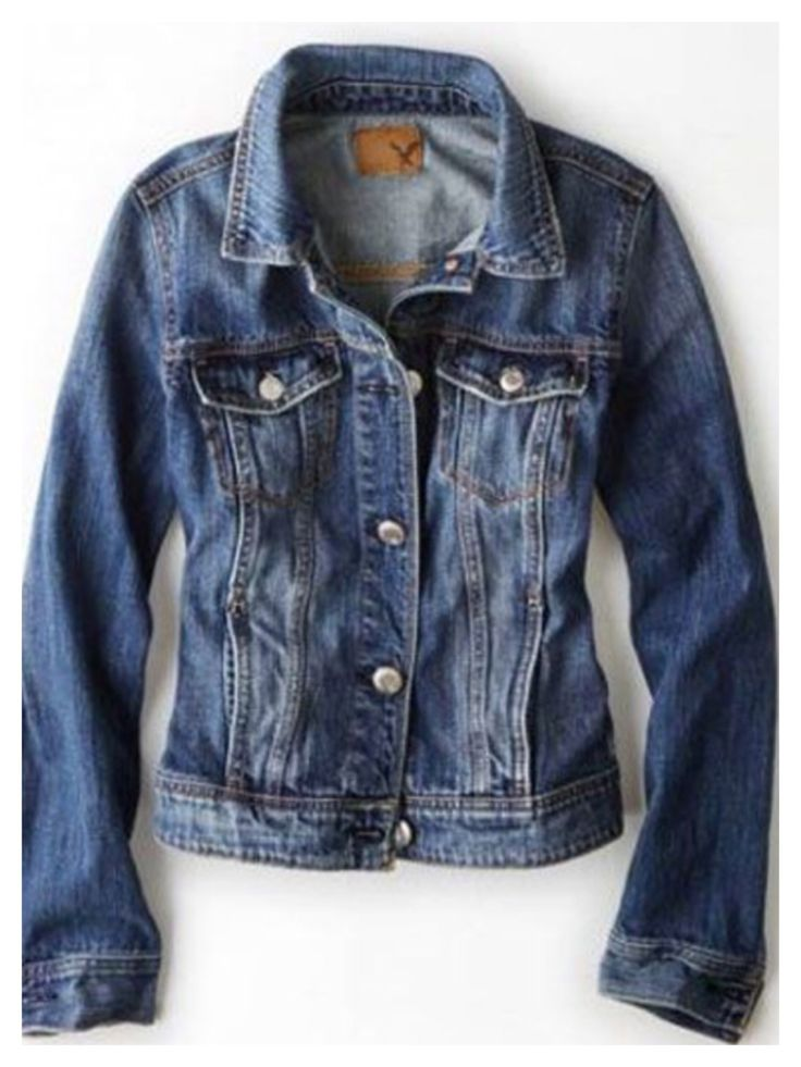 Jean Jacket a closet must have!!!