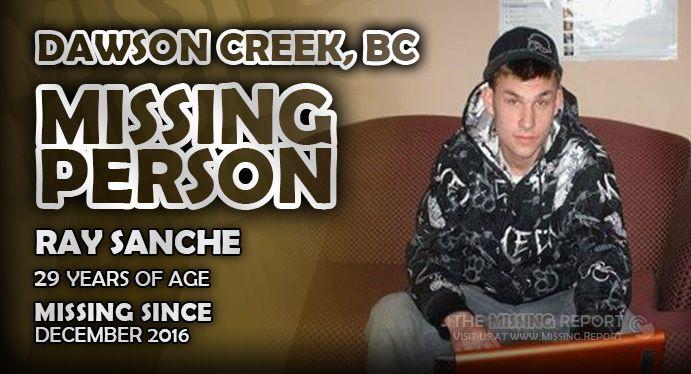 British Columbia Missing Report - #DawsonCreek #Missing #MissingPerson #MissingPeople #MissingCanada #BCMissing #MissingBC #BritishColumbia #BC - http://sha-re.me/8fo5