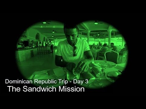 Dominican Republic Trip 2016- Day  ( The Sandwich Mission)  LIKE, SHARE, COMMENT and SUBSCRIBE!  Follow me on   Snapchat: @kordycuz  https://www.instagram.com/kordycuz_/  https://twitter.com/kordycuz  Please Like my Pages:  https://www.facebook.com/kordyscornerfacebpage/  https://plus.google.com/+KordysCornerGpage  Hey insiders! Its Day 3 of our Trip to the Dominican Republic and Joel makes a load of sandwiches to bring on the road. How Many Sandwiches did he make?