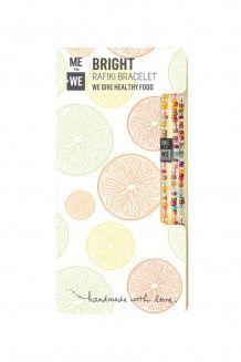 Food Rafiki Bracelet - Bright