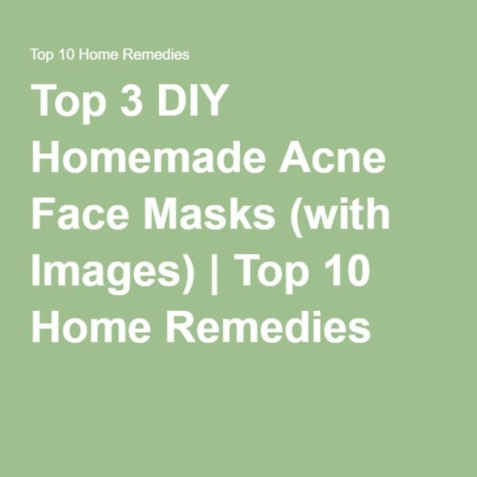 how to get rid of chest and back acne quick