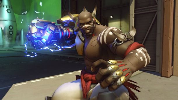 Doomfist Punches His Way Onto Overwatch PTR
