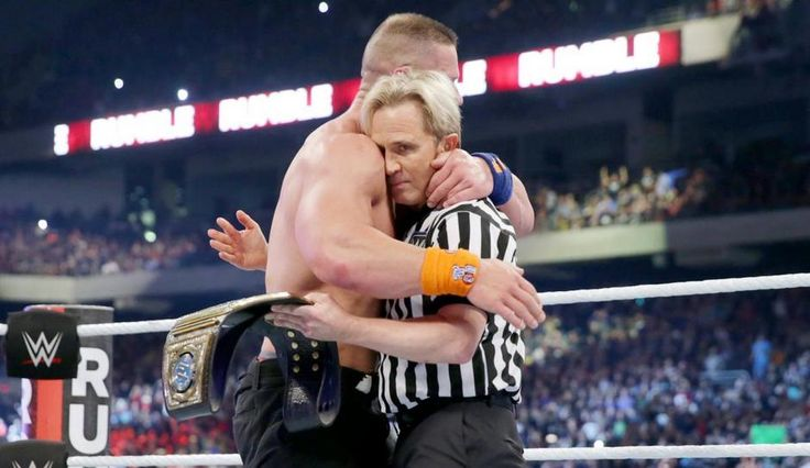 WWE News: John Cena's Words To Ref After Record-Tying World Title Were Awesome