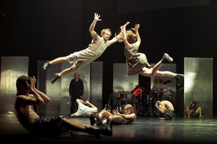 Oedipus / bêt noir Zeitgenössischer tanz, Tanztheater