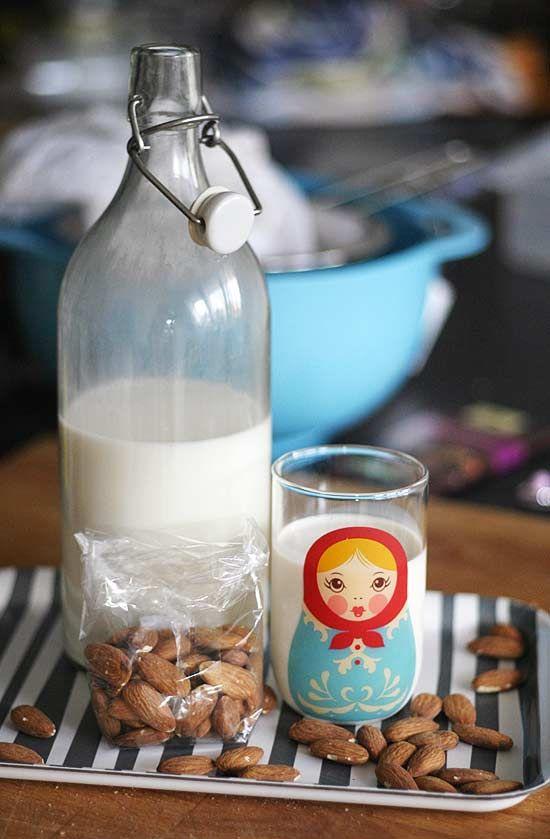 Cruelty Free Hedgehogs : Ořechové mléko