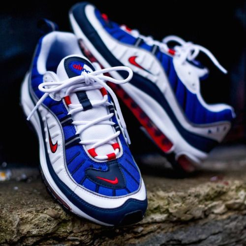 f9b4dc9957f Air Max 98 'Gundam' in 2019 | Shoes | Sneakers fashion, Cheap ...