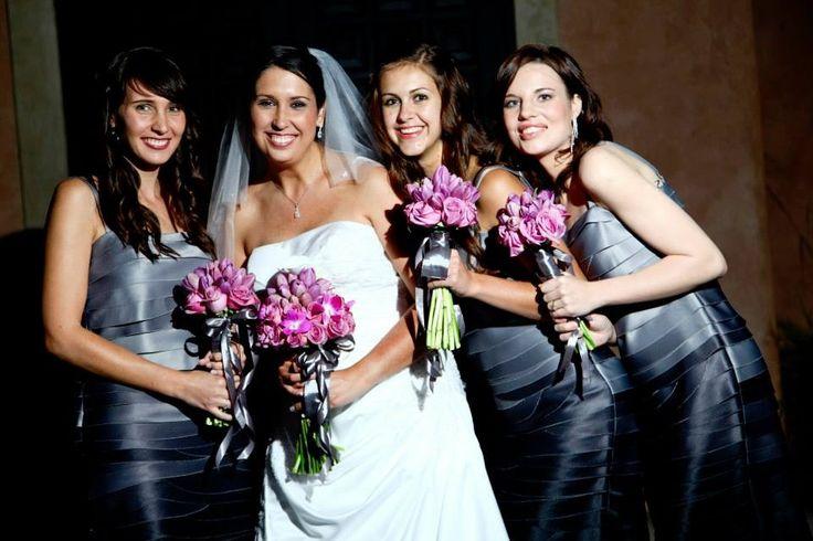 Stunning! my #wedding @ Avianto #bride #bridesmaids