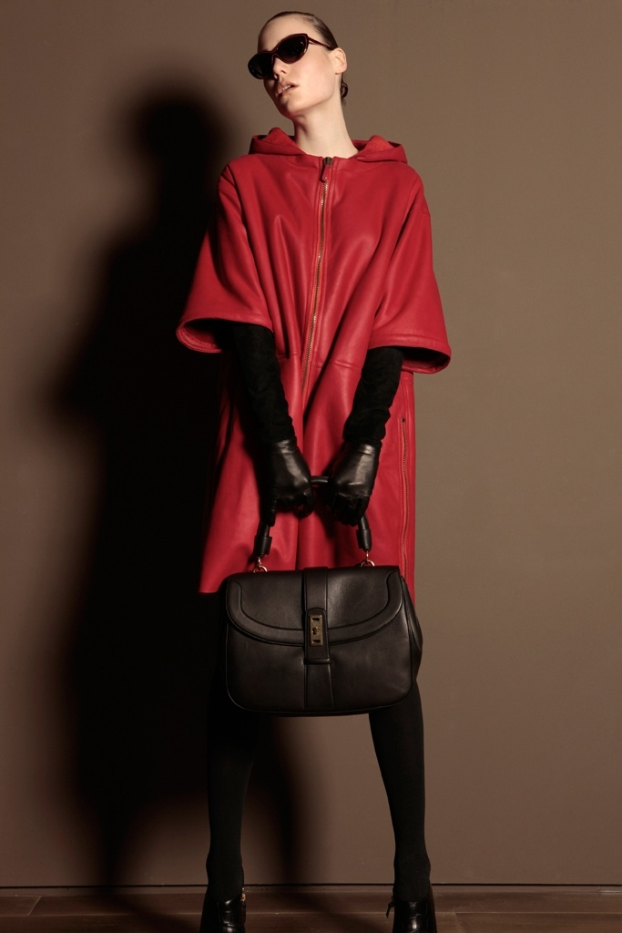 TRUSSARDI 1911 Women's Autumn/Winter 2011 Look Book