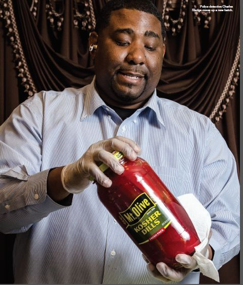 Koolicles (Kool-aide Pickles): The Emergence of a new food addiction straight from the #MississippiDelta #meekschool http://hottytoddy.com/2013/11/14/kool-aid-pickles/
