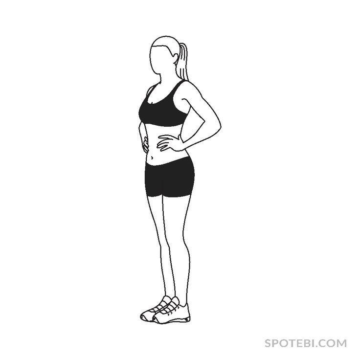 Standing open the gate exercise guide with instructions, demonstration, calories burned and muscles worked. Learn proper form, discover all health benefits and choose a workout. http://www.spotebi.com/exercise-guide/standing-open-the-gate/