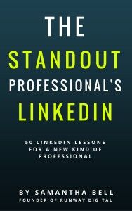 Improve your Linkedin profile so you **STANDOUT** online! Get to it!