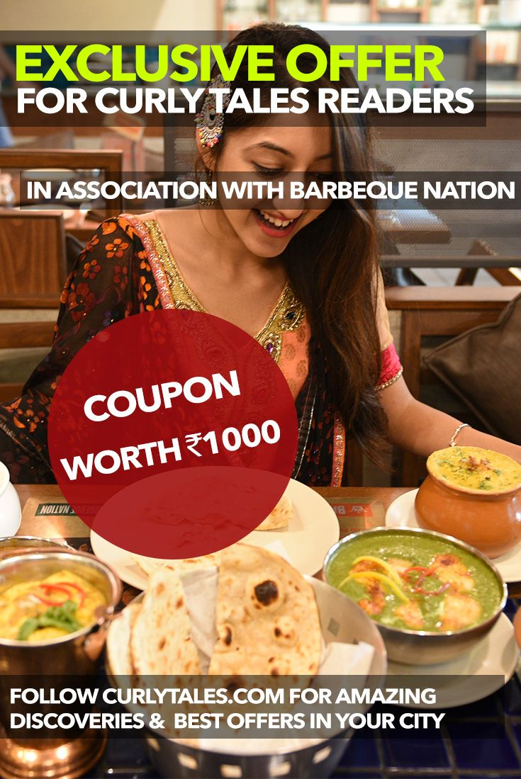 Win an exclusive Barbeque Nation voucher worth Rs 1000