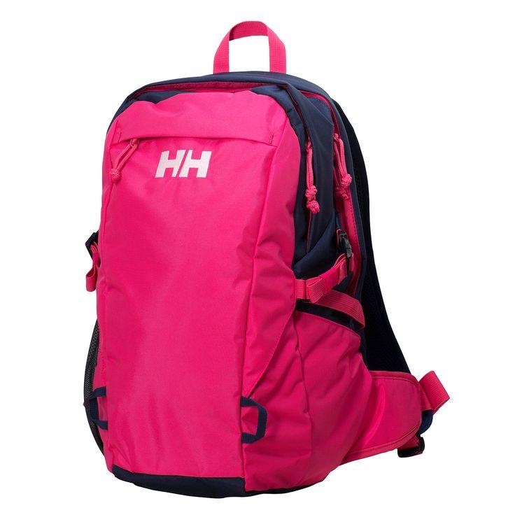Helly Hansen Panorama 2.0, 23 literes hátizsák magenta színben. laptop és tablet rekesszel ellátva.