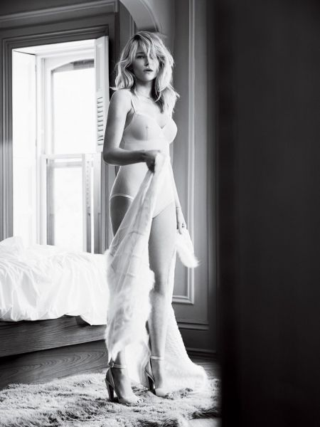 GQ understands our Haley Bennett obsession & gifts us with more hot pics  - Image 1