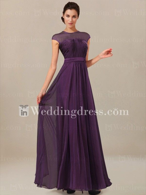 mother bride outfits_Grape
