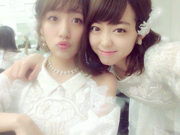 Takamina & Miichan #AKB48