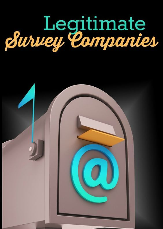Legitimate Survey Companies that you can use to earn a little extra in cash