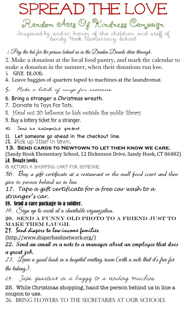 random act of kindness and eye Random acts of kindness are the perfect reminder of how good it feels to think of others and do something special for them it doesn't have to be an elaborate grand gesture, just something as simple as a compliment can go a long way  random act of kindness download.