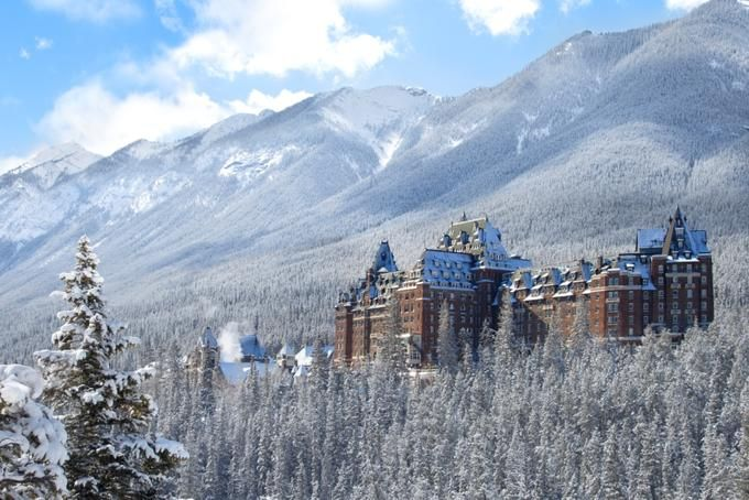 The Fairmont Banff Springs - Banff Springs, Alberta, Canada - Luxury Hotel Vacation from Classic Vacations