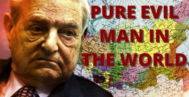 GEORGE SOROS is PURE EVIL - George Soros Funding New World Order Agenda