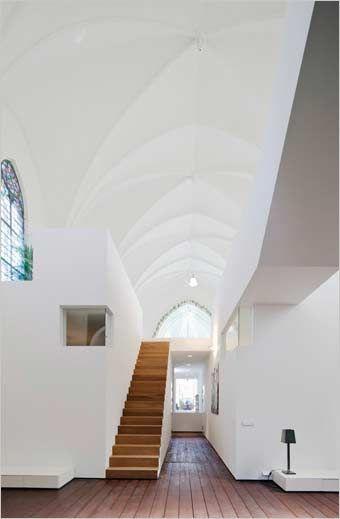trap woonkerk