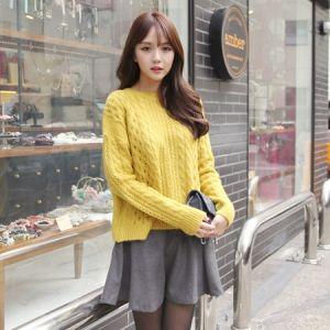 Korea Womens Luxury Shopping Mall [mimindidi] Celtic Cross ♡ sk / Size : S,M / Price : 43.53 USD #korea #fashion #style #fashionshop #apperal #luxury #lovely #mimididi #skirt #dailylook