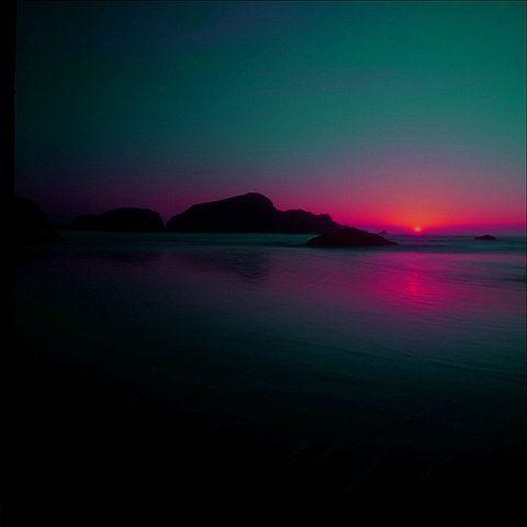 Amazing Sunset.