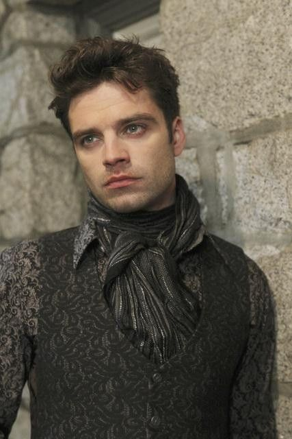 Sebastian Stan as The Mad Hatter on Once Upon a Time #OUAT