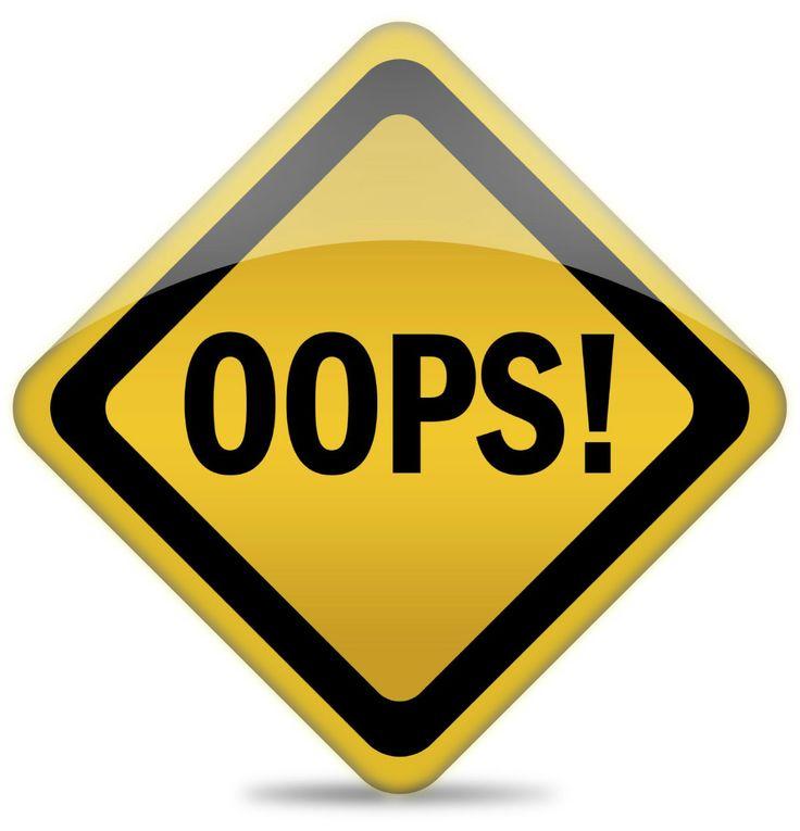 Páginas de compra online que não cumpriram parte do serviço oferecido como, por exemplo, entrega de produtos, foram incluídas na listagem.