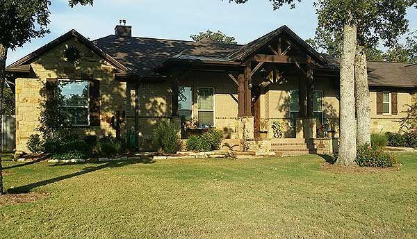 Plan 70708jr rustic hill country ranch house plan house for Hill country house plans luxury