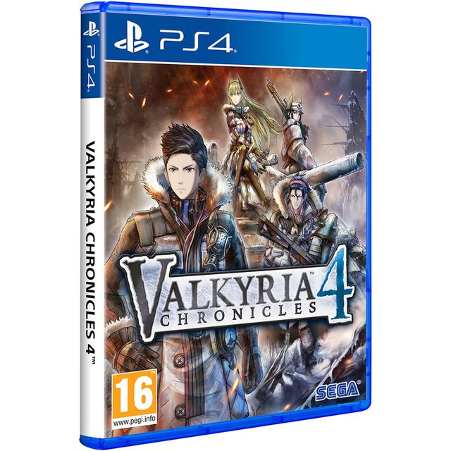 Valkyria Chronicles 4 Ps4 En 2020 Valkyria Chronicles