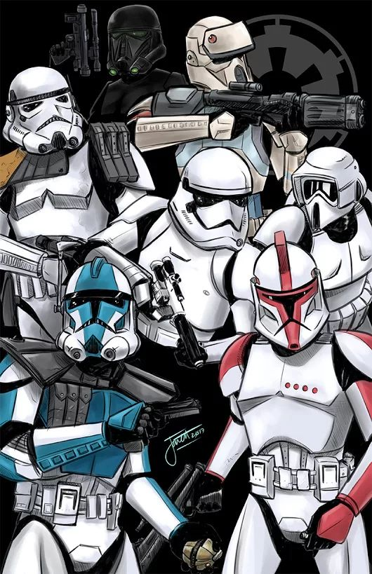 Heroes of the Galactic Republic & Empire Star Wars