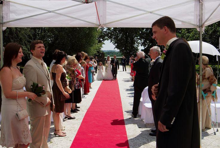 Svatba Chateau Kotěra
