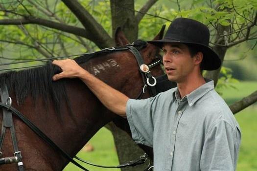Breaking Amish cast member Jeremiah Raber gets door slammed in face  #BreakingAmishNews #BreakingAmish #Examiner.com
