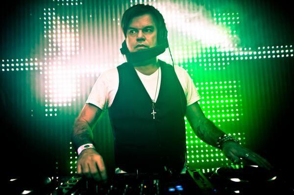 Paul Okenfold Ready Steady Go Trance DJ