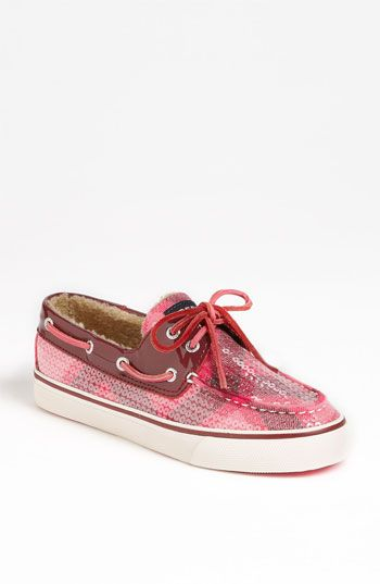 Sperry Top-Sider® 'Bahama' Sequined Boat ShoeBoats Shoes, Boat Shoes, Sperrys Topsiders, Sperrys Tops Sid, Woman Shoes, Sperrys Bahamas, Dreams Wardrobes, Shoes Shops, Sequins Boats