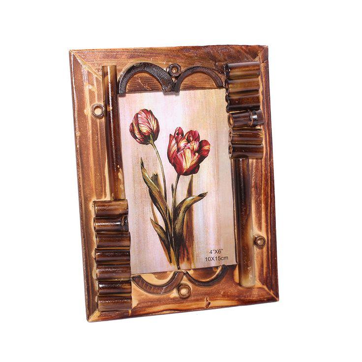Danieli Resim Çerçeve Bambu 10x15 cm - evmanya.com