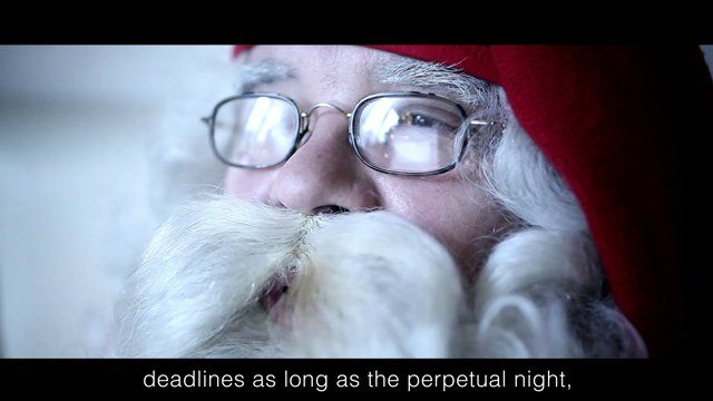 One of my best! Christmas TBWA advert! Feel good ASAP! :-)