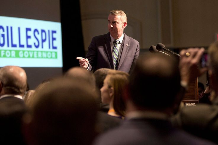 Ed Gillespie, the Republican candidate for governor in Virginia, ran into the clear limits of trying to run as President Trump had in a swing state.