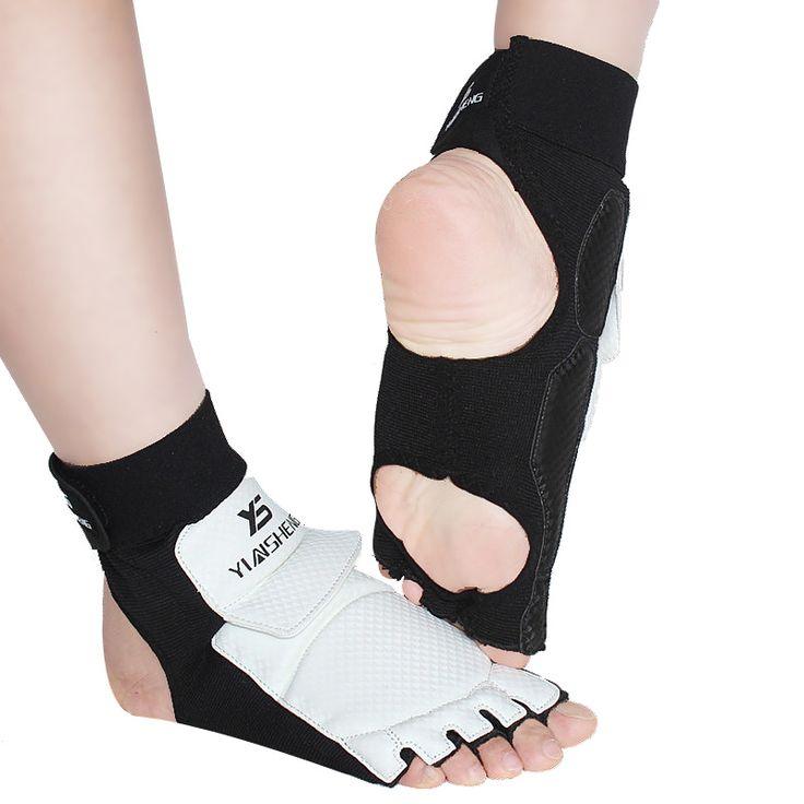 New 2015 Breathable Wear-resistant Ankle Support Boxing Foot Protector Sanda MMA Muay Thai Kick Karate Taekwondo Shoes