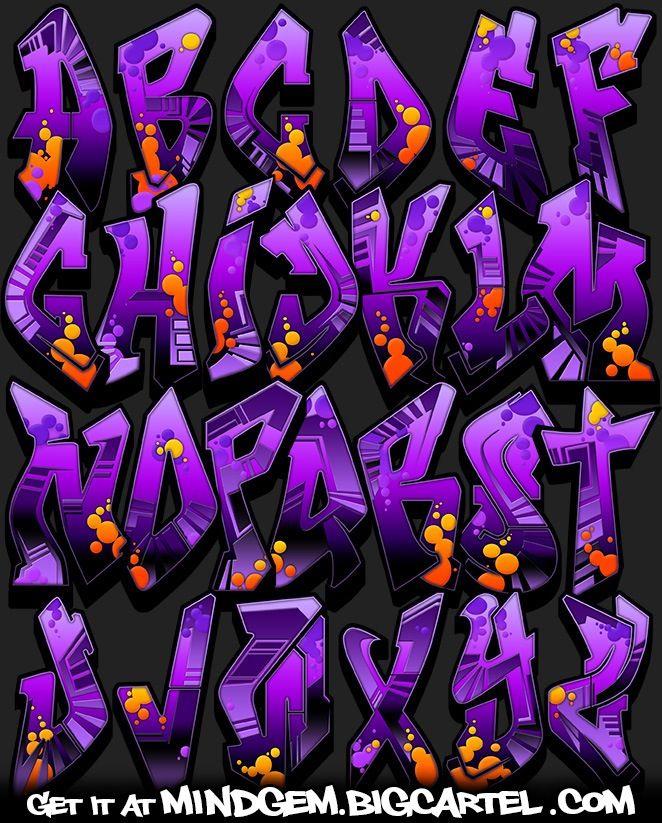 Graffiti Swag — Graffiti Font - Salmiak