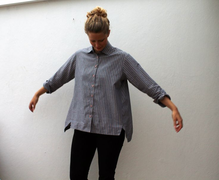We The Sewing - Jac Shirt