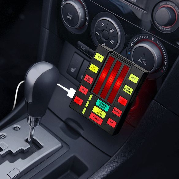 Knight Rider K.I.T.T. USB Car Charger