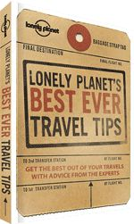 Keep your cool when you lose your bags. Tips from Lonely Planet.