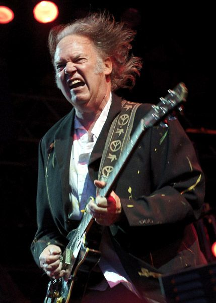 Neil Young, forever young