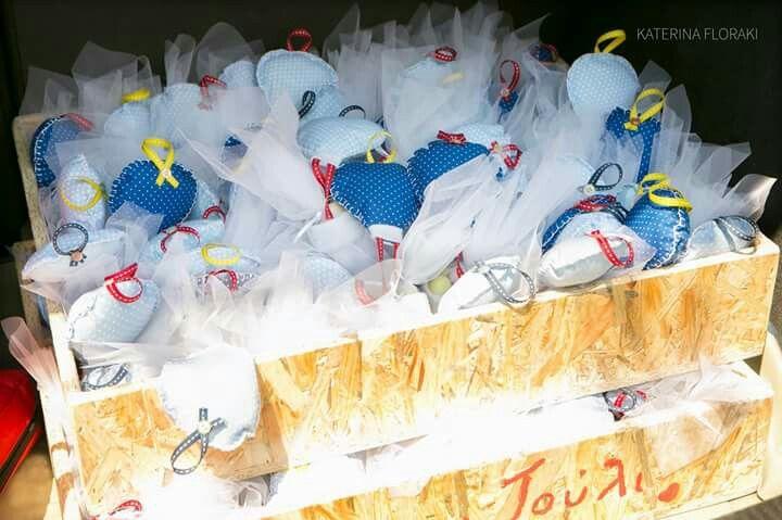 Μπομπονιερες αερόστατα
