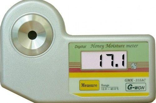 Alat Ukur Kadar Air Pada Madu G-WON GMK-315AC adalah alat ukur kadar air yang mampu melakukan pengukuran persentase kadar air yang terkandun...