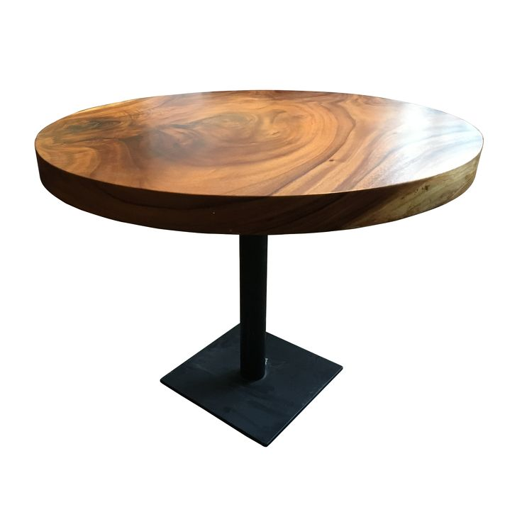 Round Dining Table - Modern. Beauty and simple. Our Round Dining Table makes it perfect for entertaining in spaces big or small.