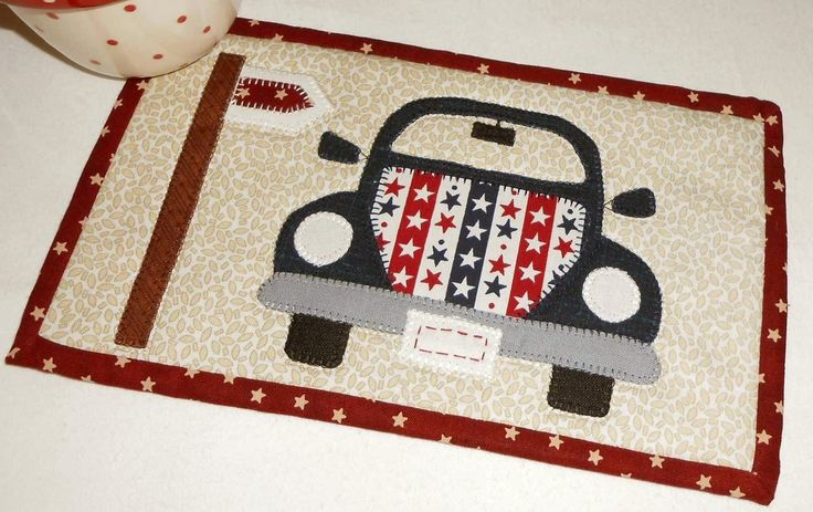 The Patchsmith captures the motoring bug!