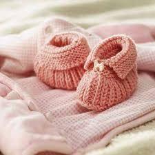 babyschuhe stricken anleitung - Google-Suche